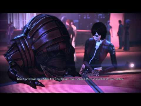Mass Effect 3 Citadel - Wrex's