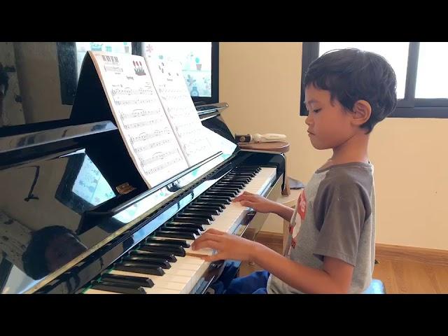 คอร์สเรียนเปียโน สำหรับเด็ก No.1
