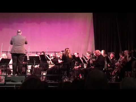 Carol Of The Bells Played By The Basin Community Orchestra