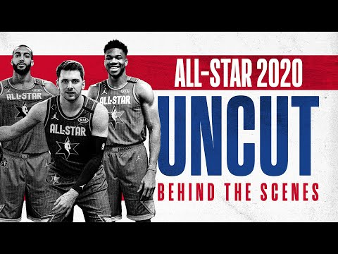 🍿 ULTIMATE ALL-ACCESS! | ALL-STAR WEEKEND 2020 - Unseen moments from Luka, Giannis, Jokić and more 👀