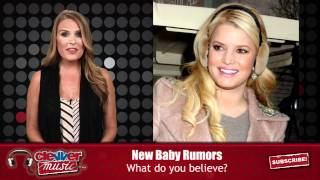 Jessica Simpson Pregnant With Baby Girl