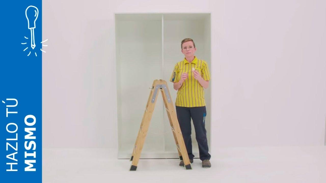 Armario Montar Ikea Kvikne Cómo Un X0OPk8Nnw