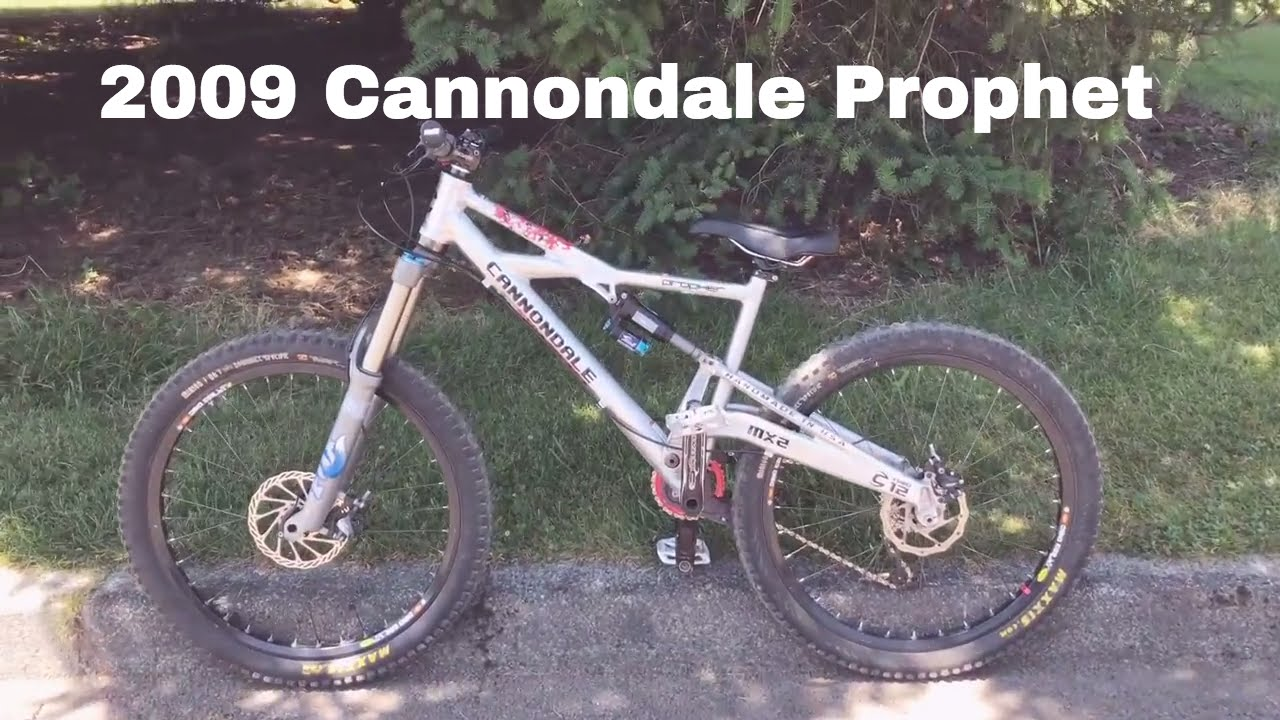 2009 Cannondale Prophet Overview