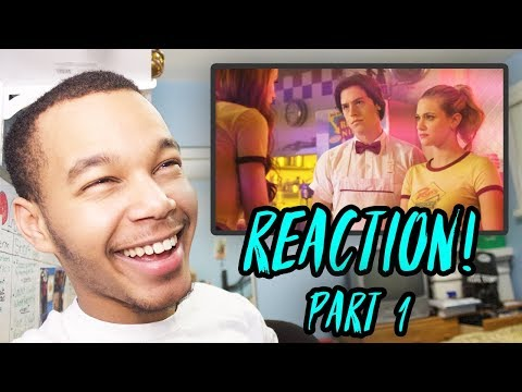 "Riverdale Season 2 Episode 2 ""Nighthawks"" REACTION! (Part 1)"