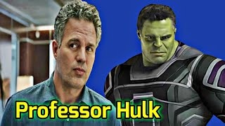 Professor Hulk In Avengers 4 Explained In HINDI | Professor Hulk In Avengers Endgame Explained HINDI
