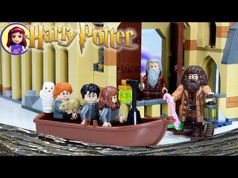 Lego Harry Potter Hogwarts Great Hall 2018 Speed Build