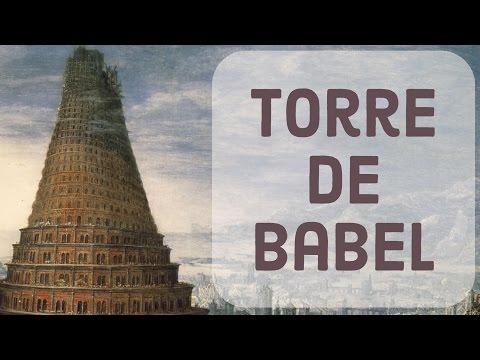 La Torre De Babel Para Niños Youtube