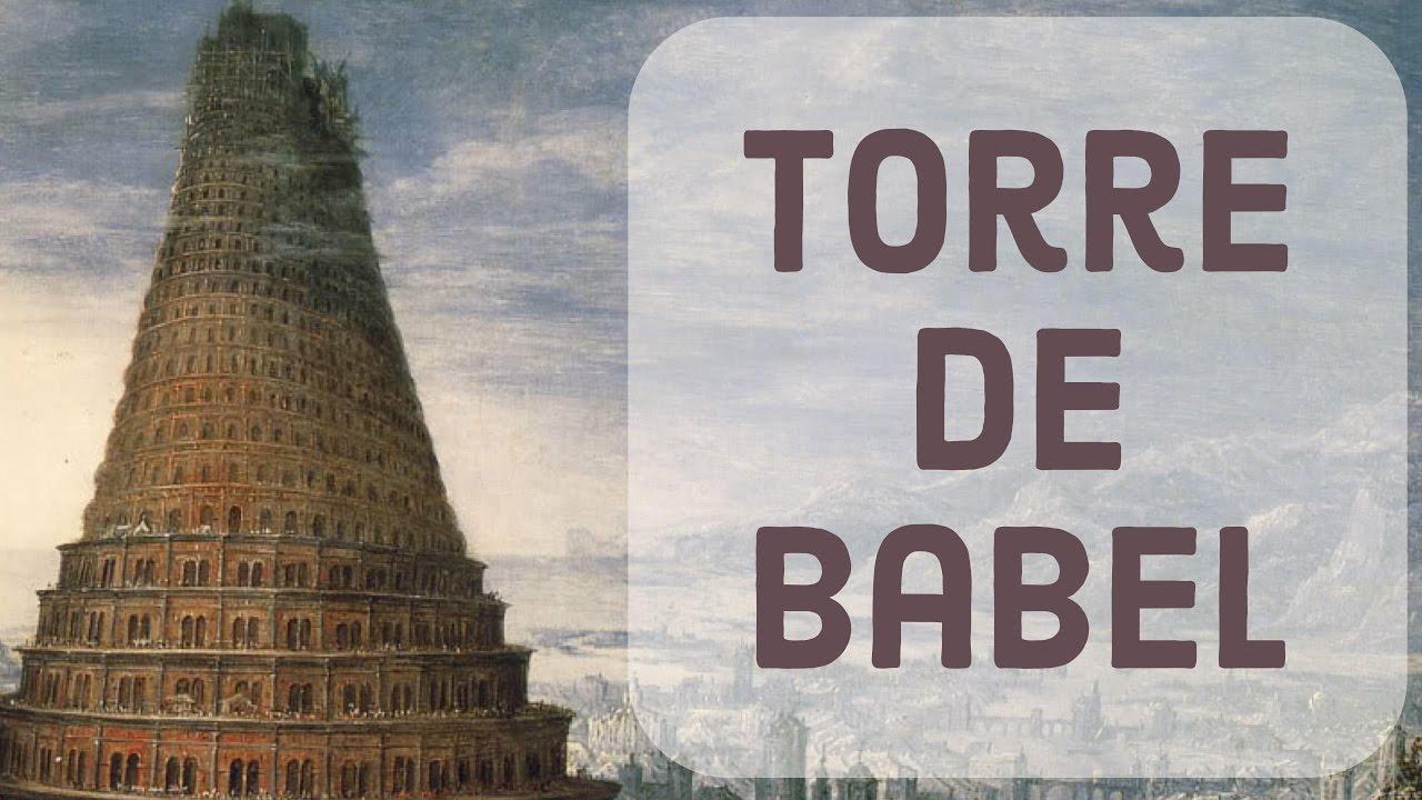 La Torre de Babel para niños - YouTube