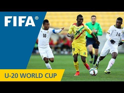 Ghana v. Mali - Match Highlights FIFA U-20 World Cup New Zealand 2015