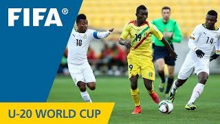 Ghana v. Mali - Match Highlights FIFA U-20 World Cup New Zealand 2015