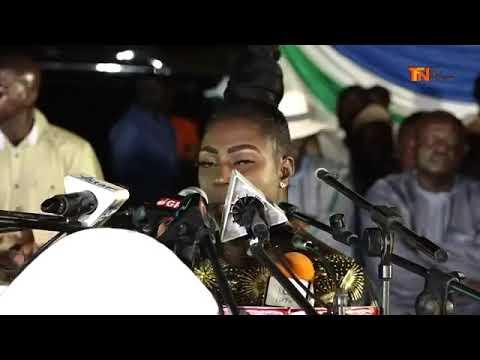 Fatoumata jawara insult Lawyer Darboe