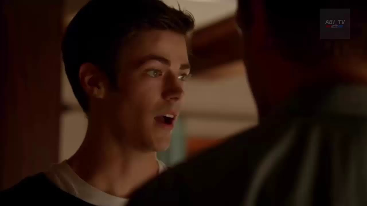 Download Barry and Henry Allen Talk, After Henry came from prison. The Flash S02 e01