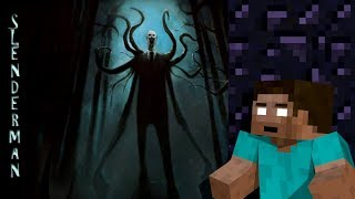 Monster School: SCARY SLENDERMAN ATTACK - Minecraft Animation