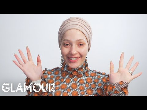 Why One Hijab-Wearing Model Is Happiest With or Without Makeup | Glamour