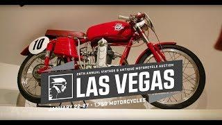1954 MV Agusta Monoalbero Corsa // MC Collection of Stockholm // Mecum Las Vegas Motorcycles