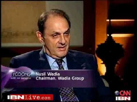 Pt.2 Interview with Jinnah's Grandson, Nusli Wadia
