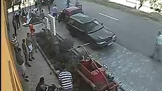 Amazing Motorcycle Crash 100 MPH Accident