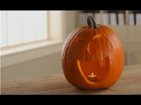 Pumpkin Carving Tips - How to Carve a Pumpkin