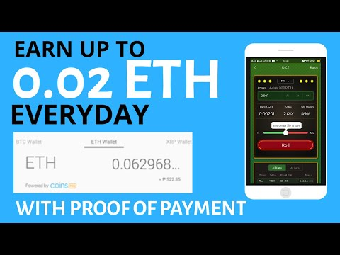 Earn FREE crypto-currencies,payout to COINS.PH with BYTEHUB APP