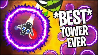 *NINJAKIWI SHOULD ADD THIS* THE BEST LOOKING TOWER IN BTD BATTLES!!