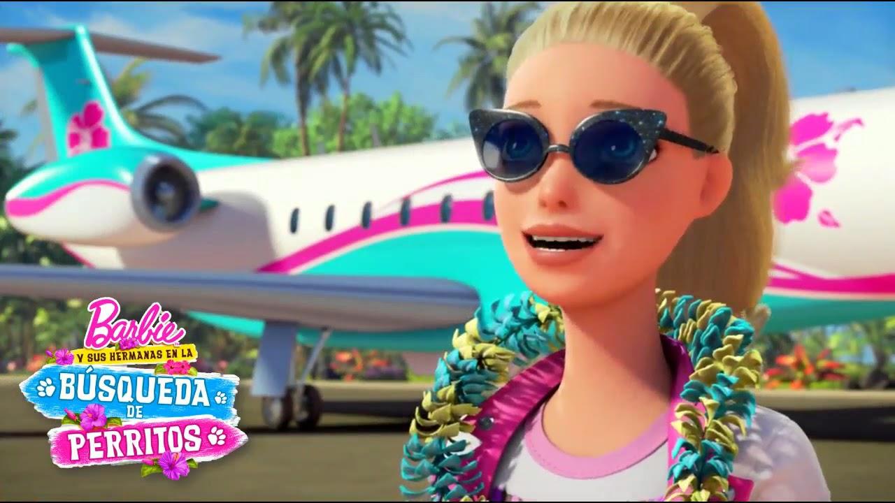 Barbie En La Busqueda De Perritos Parte 1 En Español Latino Youtube