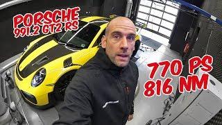 Porsche 991.2 GT2 RS Chiptuning 777 PS - 816 Nm | mcchip-dkr