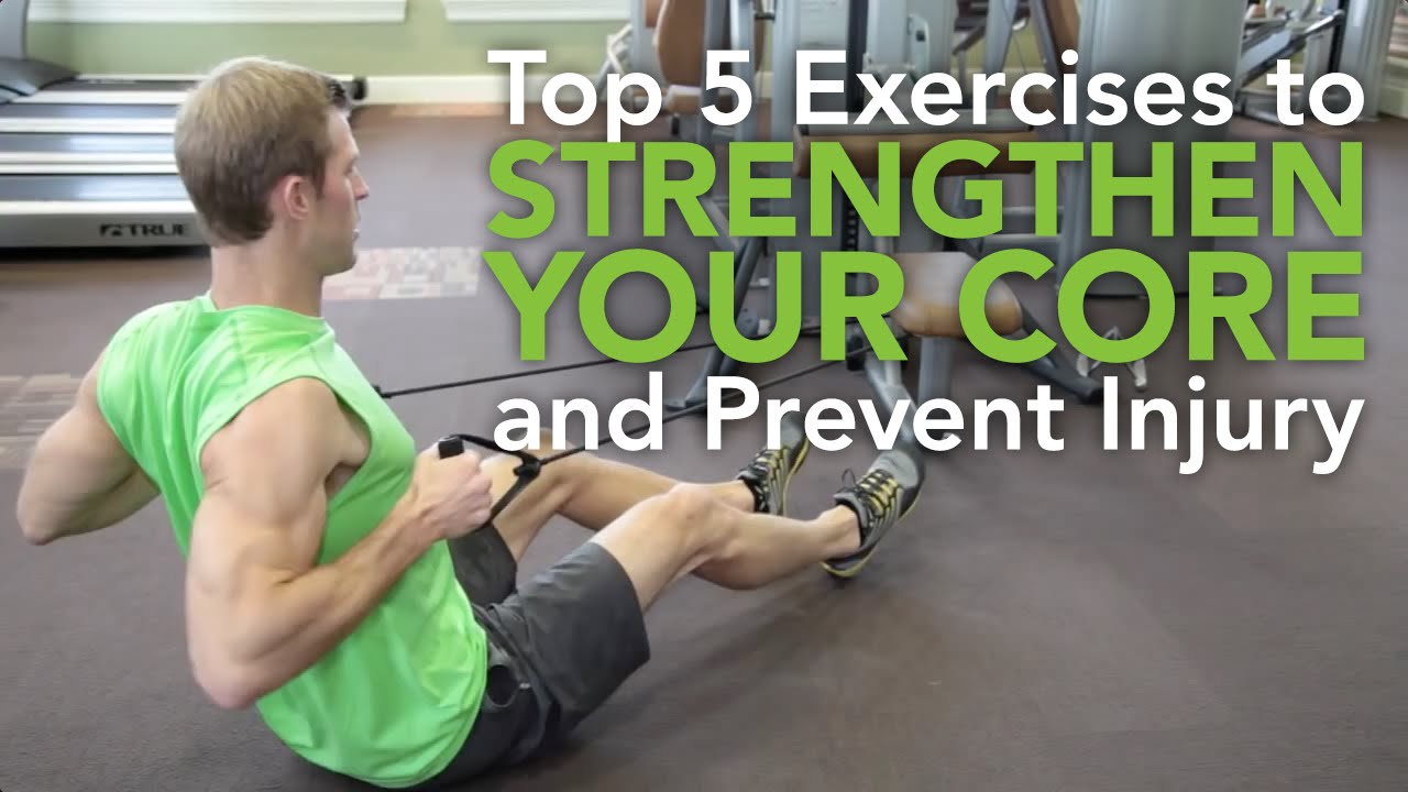 foto How to Strengthen Your Core