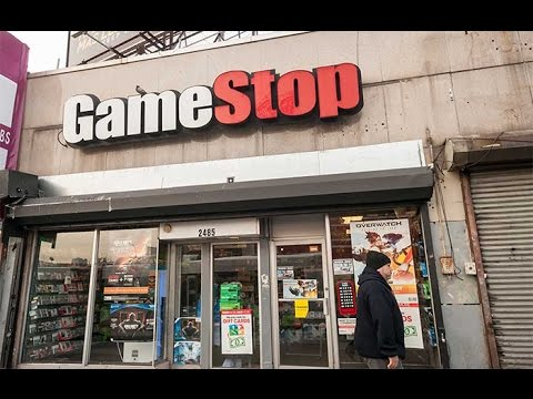 GameStop Closing Up to 225 Stores Worldwide - #CUPodcast - YouTube