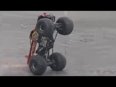 Monster Jam montage #3 Life is a Highway