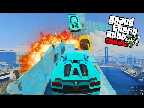 """""""JOIN MIJN NIEUWE CREW"""" (Grand Theft Auto 5 Online Funny Jobs #50)"""