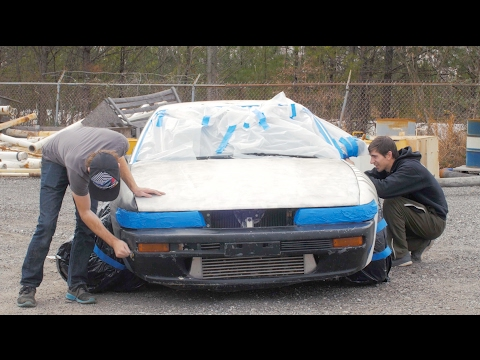 DIY 240sx Fuse Box Relocation, Part 5 - YouTube