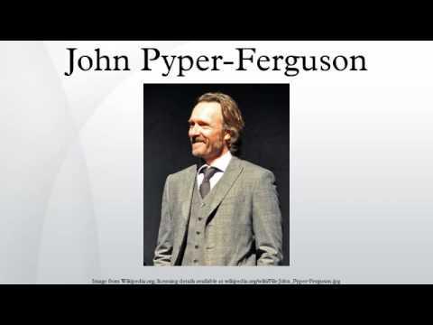 John Pyper-Ferguson