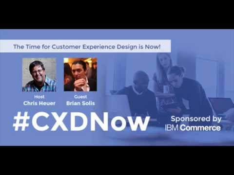 #CXDNow - Brian Solis Interview, X The Book - Part 1 of 3