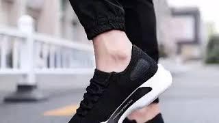 Sepatu Pria Import Sneakers Fashion Running Shoes Sepatu Casual MR205A M008