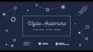 Christmas Academic Eve | UMCS | 2020