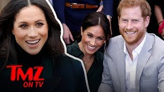 Meghan Markle Is Pregnant!!! | TMZ TV