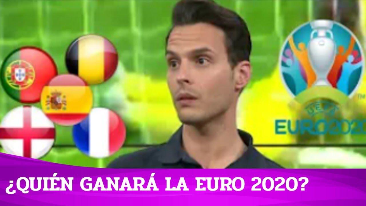 😱 ¿Quién GANARÁ la EURO 2020? Las PREDICCIONES de Diego Plaza | Chiringuito Inside