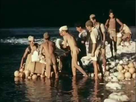A rare documentary film on the geological fieldwork of Tony Hagen.