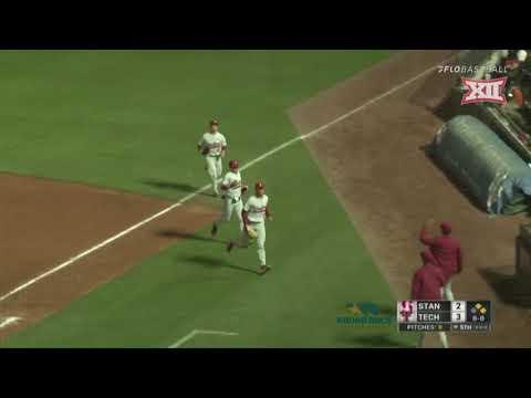 Texas Tech Vs. Stanford Baseball Highlights