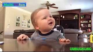 What Happens When Dad Is Left Alone With Baby   Cute baby and dad moments compilation