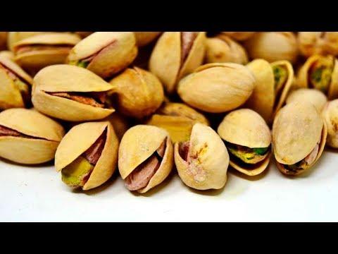 Así se cultiva el pistacho madrileño