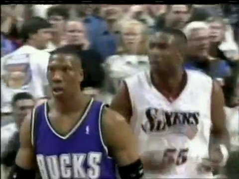 2001 NBA Eastern Conference Finals Game 7 Part 3