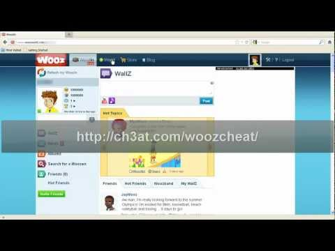 Woozworld Cheats 999.999 Wooz & Beex