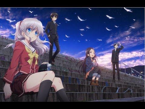 Charlotte Bs Anime