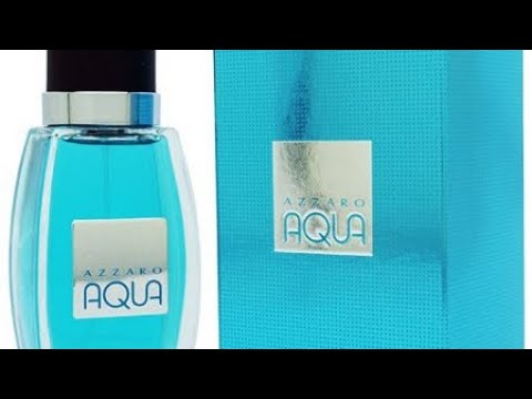 Azzaro Aqua men's cologne