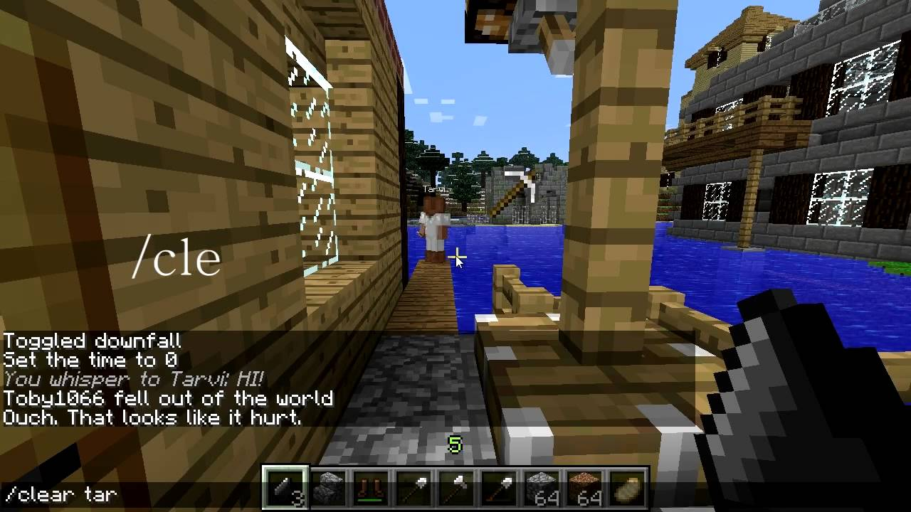 command to kill all mobs in minecraft