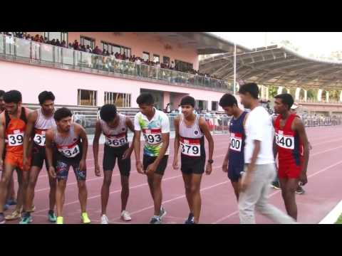1600 Meter race National India