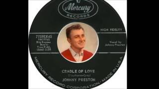 johnny preston cradle of love 1960