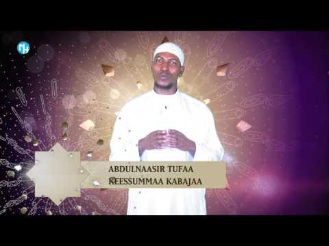 Keessummaa Kabajaa, Walaloo Abdulnaasir Tufaa