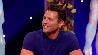Keith Lemon has a gift for Mark Wright